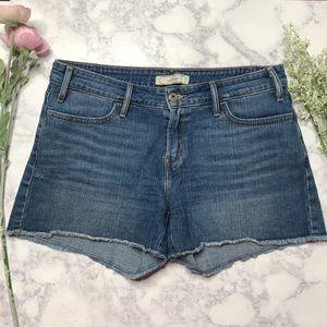 Levi's Vintage Cutoff Jean Shorts  Sz 6